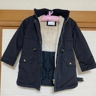 ザラキッズ(ZARA KIDS)の美品 zara モッズコート 116cm(ジャケット/上着)