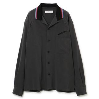 トーガ(TOGA)のtoga virilis 20ss satin western shirt未使用(シャツ)