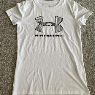 アンダーアーマー(UNDER ARMOUR)のunderarmor アンダーアーマー tシャツ  未着用(Tシャツ(半袖/袖なし))