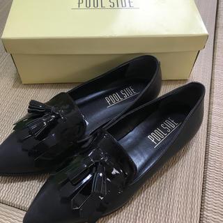 プールサイド(POOL SIDE)のプールサイドローファー(ローファー/革靴)
