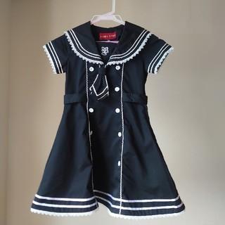 ボディライン(BODYLINE)のキッズ服 ワンピース size120(ワンピース)