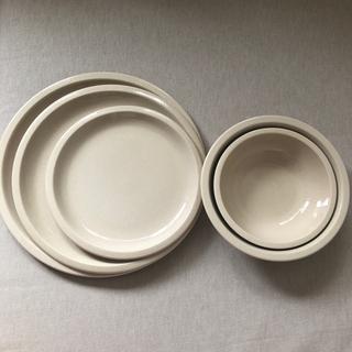 イセタン(伊勢丹)のJars×Conran オーガニック5点セット💄(食器)