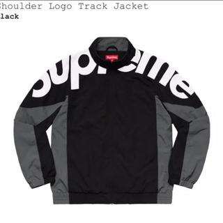 シュプリーム(Supreme)のSUPREME 19AW Shoulder Logo Track Jacket(ナイロンジャケット)