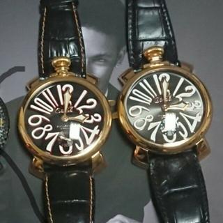 ガガミラノ(GaGa MILANO)の【値下げ】ガガミラノ マヌアーレ 他5点セット 確実正規品(腕時計(アナログ))