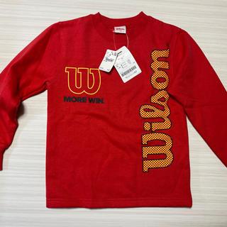 ウィルソン(wilson)のWilson 長袖 フリース 130(Tシャツ/カットソー)