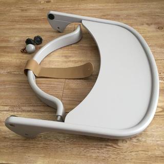 ヤマトヤ(大和屋)のアッフルチェア(ソフトラベンダー)のテーブル、ガード&ベルト、装着パーツ⭐️(その他)