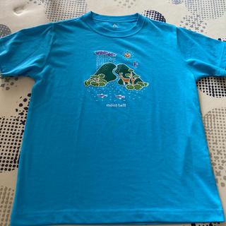 モンベル(mont bell)のmont-bell (モンベル) キッズ 150 Tシャツ(Tシャツ/カットソー)