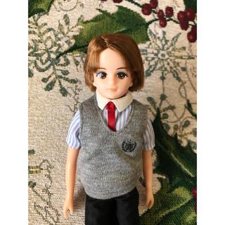 トミー(TOMMY)のリカちゃんボーイフレンドれんくん新品未使用彼氏貴重廃盤人形(ぬいぐるみ/人形)