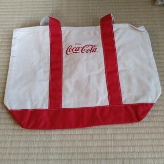 コカコーラ(コカ・コーラ)のコカ・コーラ非売品トートバッグ(ノベルティグッズ)