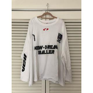ビームス(BEAMS)のBEAMS購入!ビッグTシャツ(Tシャツ(長袖/七分))