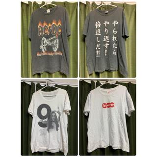ヴァンキッシュ(VANQUISH)の古着 Tシャツ(Tシャツ/カットソー(半袖/袖なし))