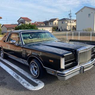 フォード(Ford)の車検2年取立!80年リンカーンコンチネンタルマーク6 !カルティエ!(車体)