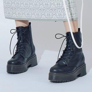マーキュリーデュオ(MERCURYDUO)のMERCURYDUO/8ホールワークブーツ(ブーツ)