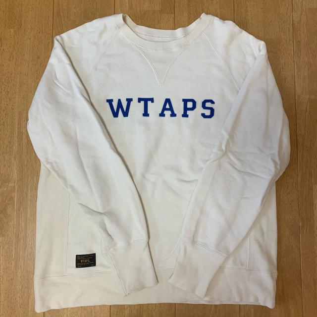W)taps(ダブルタップス)のWTAPS スウェット メンズのトップス(スウェット)の商品写真
