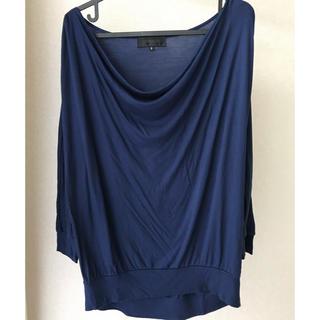 アンタイトル(UNTITLED)のカットソー サイズ2(Tシャツ/カットソー(七分/長袖))