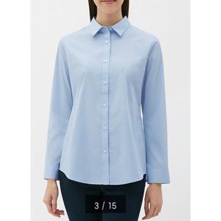 ジーユー(GU)のGU レギュラーシャツ(シャツ/ブラウス(長袖/七分))