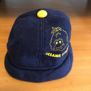 セサミストリート(SESAME STREET)のベビー帽子 セサミストリート サイズ46(帽子)