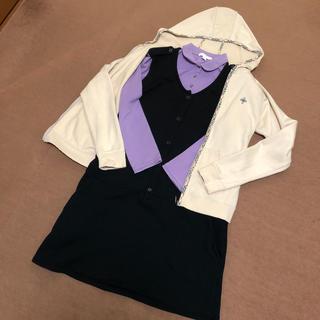バーバリー(BURBERRY)のバーバリー 女児160センチ(ドレス/フォーマル)