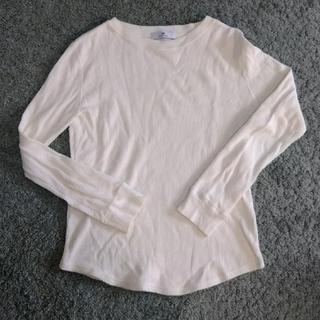 サニーレーベル(Sonny Label)の長袖トップス+無印良品セーター(カットソー(長袖/七分))