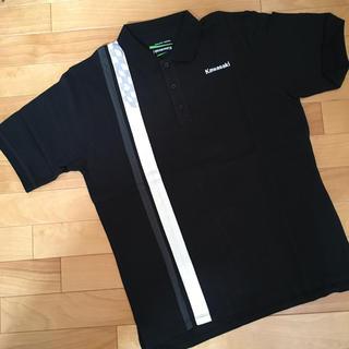 カワサキ(カワサキ)のKAWASAKI レーシング  ポロシャツ(ポロシャツ)