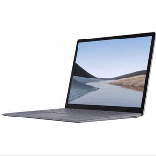 マイクロソフト(Microsoft)のMicrosoft Surface Laptop3 VGY-00018(ノートPC)