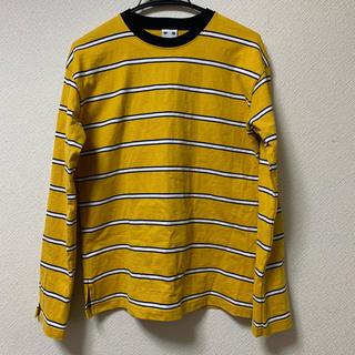 エックスガール(X-girl)のエックスガール ボーダー長袖Tシャツ(Tシャツ(長袖/七分))