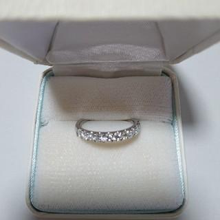 プラチナ ダイヤモンド リング pt900 / 1カラット #22(リング(指輪))