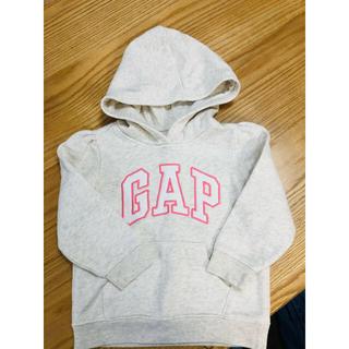 ギャップキッズ(GAP Kids)のGAP女の子トレーナー110センチ(その他)