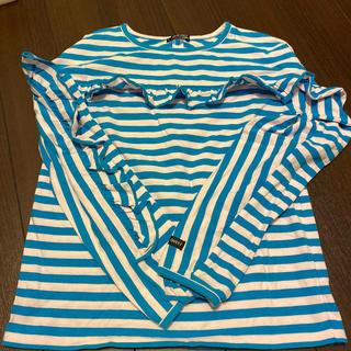 ナルミヤ インターナショナル(NARUMIYA INTERNATIONAL)のby  LOVEiTろんT(Tシャツ/カットソー)