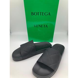 ボッテガヴェネタ(Bottega Veneta)のBOTTEGAVENETA ボッテガ サンダル 新品 日本未入荷 ブラック(サンダル)