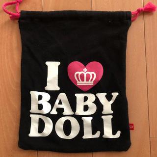 ベビードール(BABYDOLL)のBABY DOLL 巾着(その他)