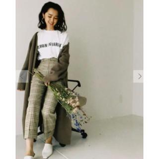 ミラオーウェン(Mila Owen)の新品 タグ付 ミラオーウェン  ロゴTシャツ 半袖 Mila Owen (Tシャツ(半袖/袖なし))