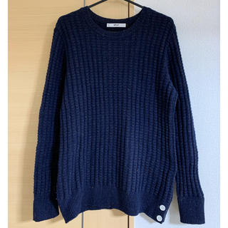 エフィレボル(.efiLevol)の.efilevol エフィレボル jambo waffle knit ニット(ニット/セーター)