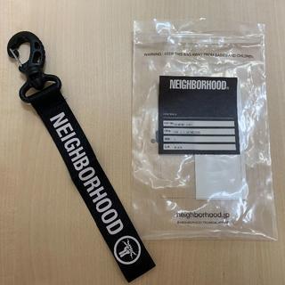 ネイバーフッド(NEIGHBORHOOD)の新品★ NEIGHBORHOOD F&F/E-KEYHOLDER 黒(キーホルダー)