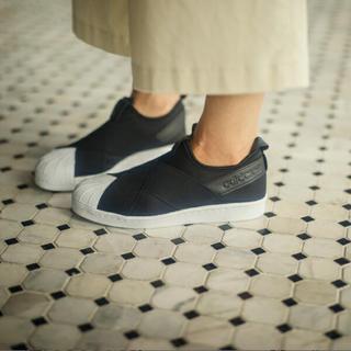 アディダス(adidas)のadidas アディダス SS SLIPON スリッポン スーパースター(スリッポン/モカシン)