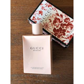 グッチ(Gucci)のGUCCI BLOOM ボディローション (ボディローション/ミルク)