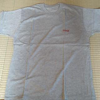 コカコーラ(コカ・コーラ)のコカ・コーラ非売品Tシャツグレー(Tシャツ/カットソー(半袖/袖なし))