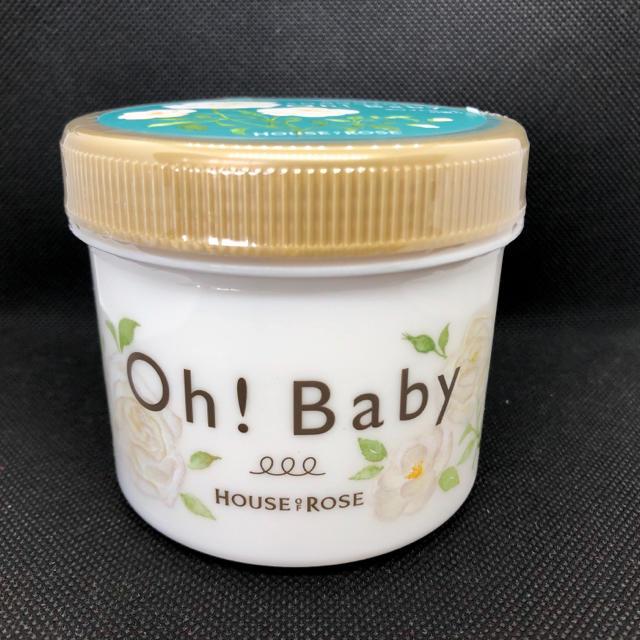 HOUSE OF ROSE(ハウスオブローゼ)の【新品】ハウス オブ ローゼ Oh! Baby ボディ スムーザー コスメ/美容のボディケア(ボディスクラブ)の商品写真
