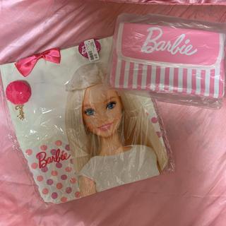 バービー(Barbie)のバービー barbie コラボ バッグ ポーチ トートバッグ ショルダー(トートバッグ)