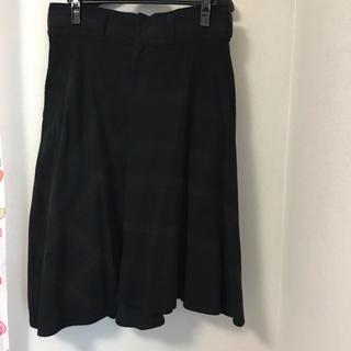 ワイズ(Y's)のワイズY's ネル素材 チェック柄スカート/ヨウジヤマモト(ロングスカート)