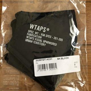 ダブルタップス(W)taps)のWTAPS 202MYDT-AC01 PVI / POLY BLACK(その他)