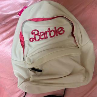 バービー(Barbie)のバービー barbie コラボ バッグ リュック ポーチ 限定(リュック/バックパック)