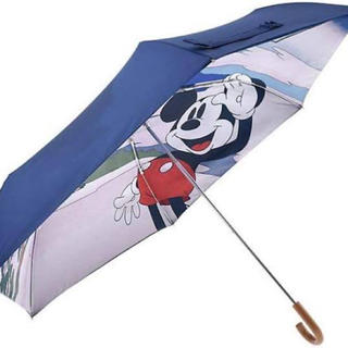Disney - ミッキー 折り畳み傘 折りたたみ傘 ディズニーストア 日本 JAPAN 完売品