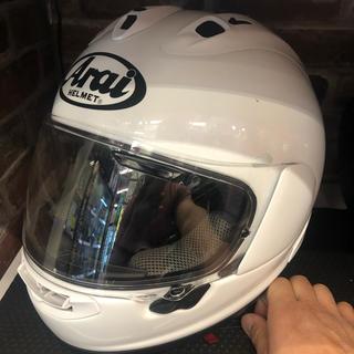 アライテント(ARAI TENT)の美品 ARAI フルフェイスヘルメット アライ(ヘルメット/シールド)