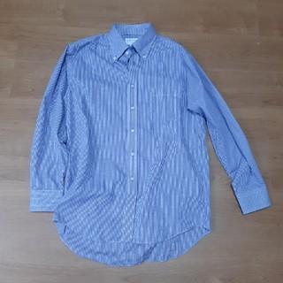 オリヒカ(ORIHICA)のオリヒカ ワイシャツ(青チェック)(シャツ)