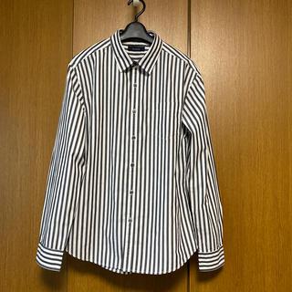 レイジブルー(RAGEBLUE)のストライプシャツ(シャツ/ブラウス(長袖/七分))
