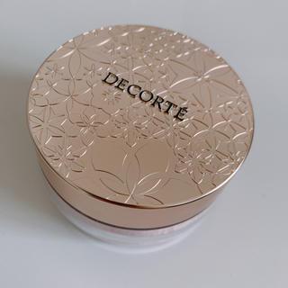 コスメデコルテ(COSME DECORTE)のコスメデコルテ*フェイスパウダー#80 glow pink(フェイスパウダー)