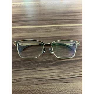 フォーナインズ(999.9)のフォーナインズ 999.9 S-915T アンティークゴールド 眼鏡(サングラス/メガネ)