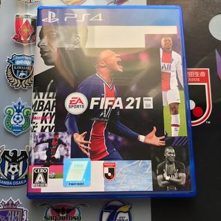 FIFA21 クリアファイル付き なしでも可(家庭用ゲームソフト)