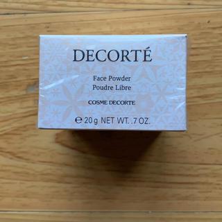 コスメデコルテ(COSME DECORTE)のコスメデコルテ フェイスパウダー00(フェイスパウダー)